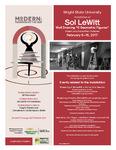 Modern: Re-imagining the New - Sol LeWitt Program Insert