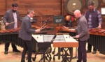 So Percussion Concert by So Percussion, Eric Cha-Beach, Joshua Quillen, Adam Sliwinski, and Jason Treuting