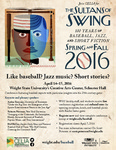 The Sultans of Swing Conference - Flyer
