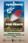 A Symphony for Peace: Reflections on the Syrian Crisis - Program