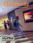 Community, Fall 2000 by Office of Communications and Marketing, Wright State University