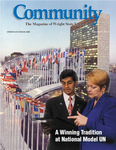 Community, Spring 2000 by Office of Communications and Marketing, Wright State University
