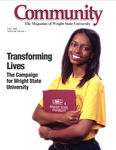 Community, Fall 2001 by Office of Communications and Marketing, Wright State University