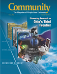 Community, Fall 2003 by Office of Communications and Marketing, Wright State University