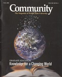 Community, Fall 2006 by Office of Communications and Marketing, Wright State University
