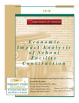 Economic Impact Analysis of School Facility Construction by Wright State University, Center for Urban and Public Affairs