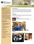 Department of Surgery Update, September 2013