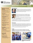 Department of Surgery Update, March 2014
