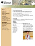 Department of Surgery Update, May 2014