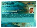 The Relationship between LGBT Inclusion and Economic Development: Micro and Macro-Level Evidence
