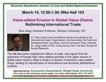 Vaule-added Erosion in Global Value Chains: Rethining International Trade