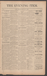 The Evening Item May 17, 1890