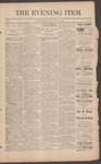 The Evening Item May 27, 1890