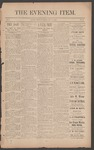 The Evening Item, July 5, 1890 by Orville Wright and Wilbur Wright