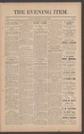 The Evening Item, July 18, 1890 by Orville Wright and Wilbur Wright