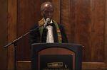 Dr. Herbert W. Martin Recites Paul Laurence Dunbar's Poetry