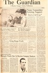 The Guardian, March 26, 1965 by Wright State University Student Body