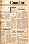 The Guardian, December 11, 1967 by Wright State University Student Body