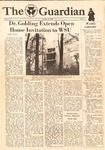 The Guardian, October 27, 1969 by Wright State University Student Body