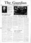 The Guardian, October 6, 1965 by Wright State University Student Body