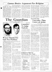 The Guardian, October 29, 1965 by Wright State University Student Body