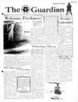 The Guardian, September 29, 1969 by Wright State University Student Body