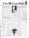 The Guardian, October 6, 1969 by Wright State University Student Body