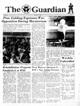 The Guardian, October 20, 1969 by Wright State University Student Body