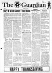 The Guardian, November 26, 1969 by Wright State University Student Body