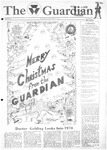 The Guardian, December 10, 1969 by Wright State University Student Body