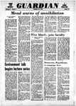 The Guardian, October 16, 1972 (vol. 9 iss. 11)