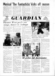 The Guardian, October 16, 1972 (vol. 9 iss. 12)