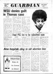 The Guardian, March 12, 1973