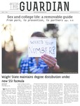 Guardian, April 2, 2014 by Wright State University Student Body