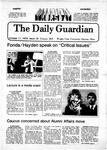 The Guardian, October 11, 1979 by Wright State University Student Body