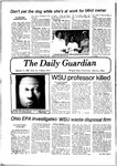 The Guardian, January 2, 1980 by Wright State University Student Body