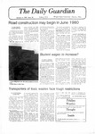 The Guardian, January 4, 1980 by Wright State University Student Body