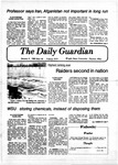 The Guardian, January 9, 1980 by Wright State University Student Body