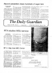 The Guardian, January 10, 1980 by Wright State University Student Body