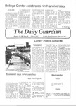 The Guardian, January 16, 1980 by Wright State University Student Body