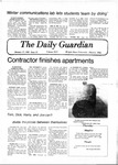 The Guardian, January 17, 1980 by Wright State University Student Body