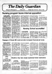 The Guardian, January 18, 1980 by Wright State University Student Body
