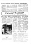 The Guardian, January 24, 1980 by Wright State University Student Body