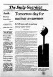 The Guardian, April 30, 1981