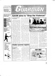 The Guardian, April 21, 1999 by Wright State University Student Body