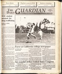 The Guardian, September 26, 1989 by Wright State University Student Body