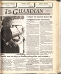 The Guardian, October 11, 1989 by Wright State University Student Body