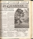 The Guardian, October 25, 1989 by Wright State University Student Body