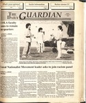 The Guardian, October 27, 1989 by Wright State University Student Body