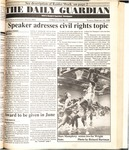 The Guardian, February 14, 1989 by Wright State University Student Body